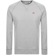 Product Image for Levis Crew Neck Sweatshirt Grey