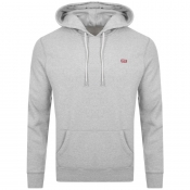 Product Image for Levis Original Logo Hoodie Grey