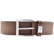 Product Image for BOSS HUGO BOSS Connio Belt Brown