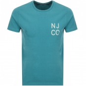 Product Image for Nudie Jeans Roy T Shirt Blue