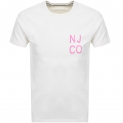 Product Image for Nudie Jeans Roy T Shirt White