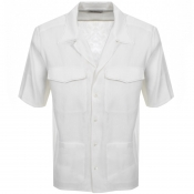 Vivienne Westwood Short Sleeved Shirt White