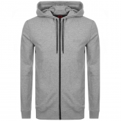 Product Image for HUGO Daple193 Hoodie Grey