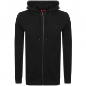 Product Image for HUGO Daple193 Hoodie Black