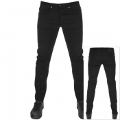 Product Image for G Star Raw 3301 Slim Fit Jeans Black