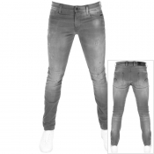 G Star Raw Revend Super Slim Jeans Grey