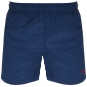 Gant Basic Swim Shorts Navy