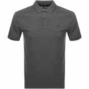 BOSS HUGO BOSS Pallas Polo T Shirt Grey