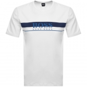 BOSS HUGO BOSS Urban T Shirt White