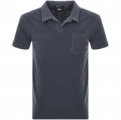 Product Image for BOSS HUGO BOSS Beach Polo T Shirt Grey
