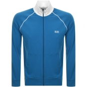 BOSS HUGO BOSS Full Zip Sweatshirt Blue