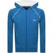 BOSS HUGO BOSS Full Zip Hoodie Blue