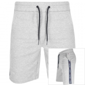 Tommy Hilfiger Loungewear Icon Logo Shorts Grey