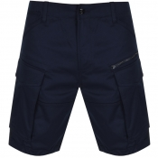 G Star Raw Rovic Loose Shorts Blue