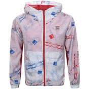 Billionaire Boys Club Windbreaker Jacket White
