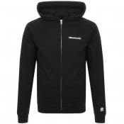 Billionaire Boys Club Full Zip Logo Hoodie Black