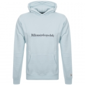 Billionaire Boys Club Logo Hoodie Blue