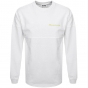 Billionaire Boys Club Cut And Sew T Shirt White