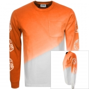 Product Image for Billionaire Boys Club Bleach T Shirt Orange