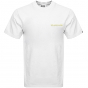 Billionaire Boys Club Logo T Shirt White