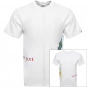 Billionaire Boys Club Underwater T Shirt White
