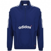 Product Image for adidas Originals 90s ARC Track Jacket Navy