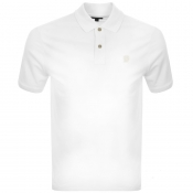 Product Image for G Star Raw Dunda Polo T Shirt White