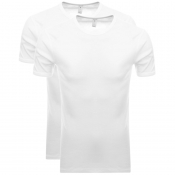 G Star Raw 2 Pack Base T Shirt White