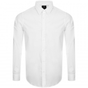 G Star Raw Slim Core Shirt White