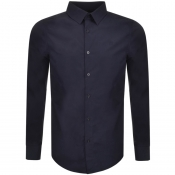 Product Image for G Star Raw Slim Core Shirt Blue