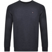 Tommy Hilfiger Loungewear Icon Sweatshirt Navy
