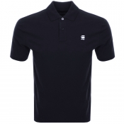 Product Image for G Star Raw Dunda Polo T Shirt Navy