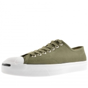 Converse X Jack Purcell Ox Trainers Green