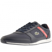 Product Image for Lacoste Menerva Sport Trainers Navy