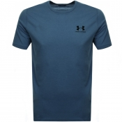 Product Image for Under Armour Sport Style T Shirt Navy
