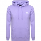 Product Image for Converse Star Chevron Logo Hoodie Lilac