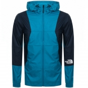 The North Face Mountain Windshield Jacket Blue