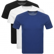 Product Image for BOSS HUGO BOSS Triple Pack Crew Neck T Shirts