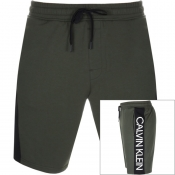 Product Image for Calvin Klein Logo Shorts Green