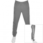 Product Image for Calvin Klein Jeans Side Stripe Joggers Grey