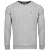 Tommy Hilfiger Loungewear Icon Sweatshirt Grey