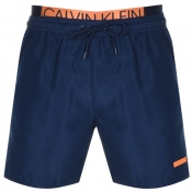 Calvin Klein Swim Shorts Navy