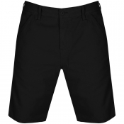 Carhartt Chalk Shorts Black