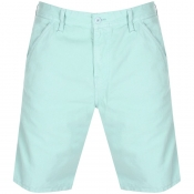 Carhartt Chalk Shorts Green