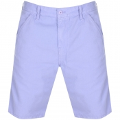 Product Image for Carhartt Chalk Shorts Purple