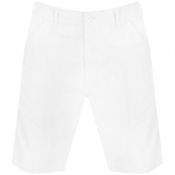 Product Image for Carhartt Chalk Shorts White