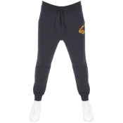 Vivienne Westwood Logo Jogging Bottoms Grey