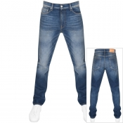 Product Image for Calvin Klein Jeans Slim Fit Jeans Blue
