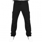 Carhartt Aviation Cargo Trousers In Black