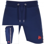 Money Sig Link Shorts Navy